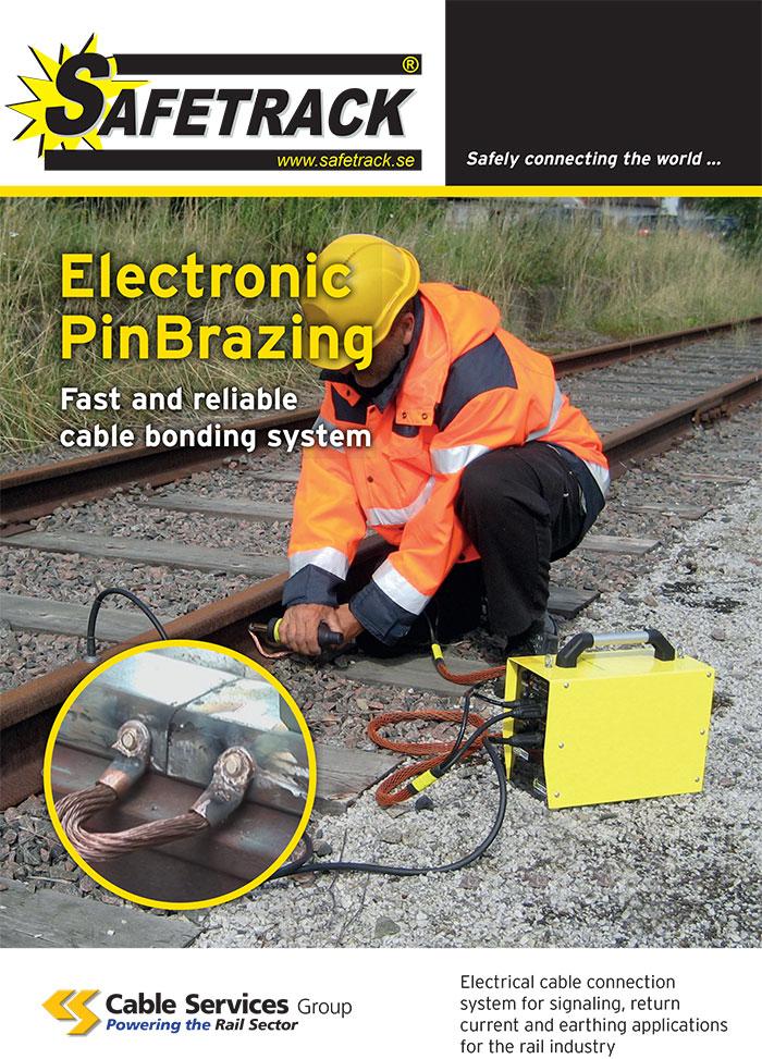 Electronic PinBrazing – Cable Bonding System