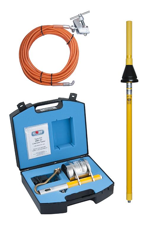 C31 Voltage Detector